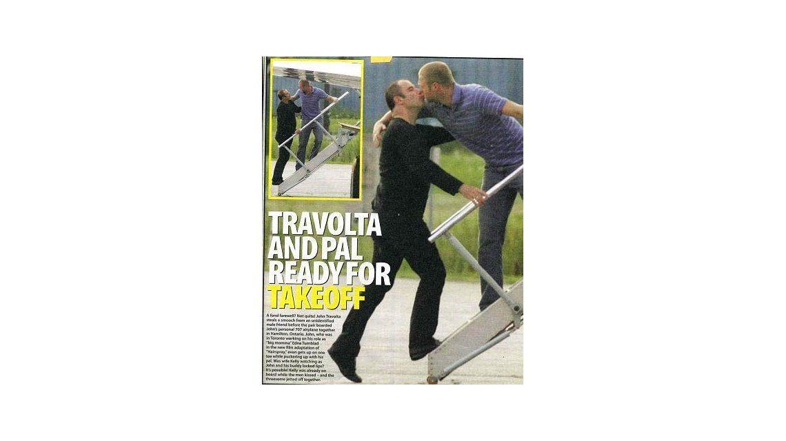 John Travolta, complicado: deberá enfrentar un juicio con un ex amante piloto