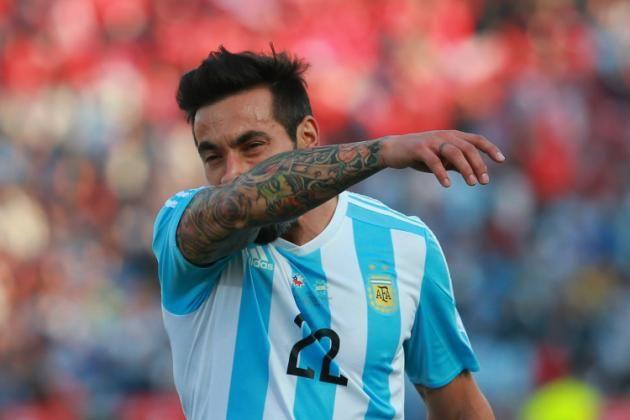 El descargo del Pocho Lavezzi después de perder la final de la Copa América 2015