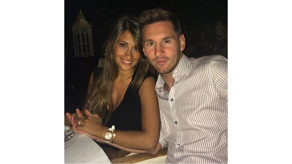 La salud de Antonella Roccuzzo: la mujer de Lionel Messi fue dada de alta