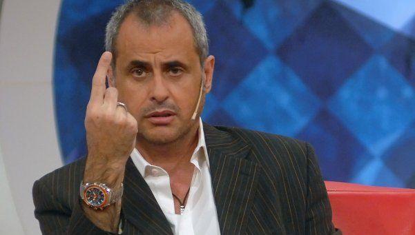Le hackearon la cuenta a Jorge Rial: Este soy yo, por las dudas que lean otra p... cosa