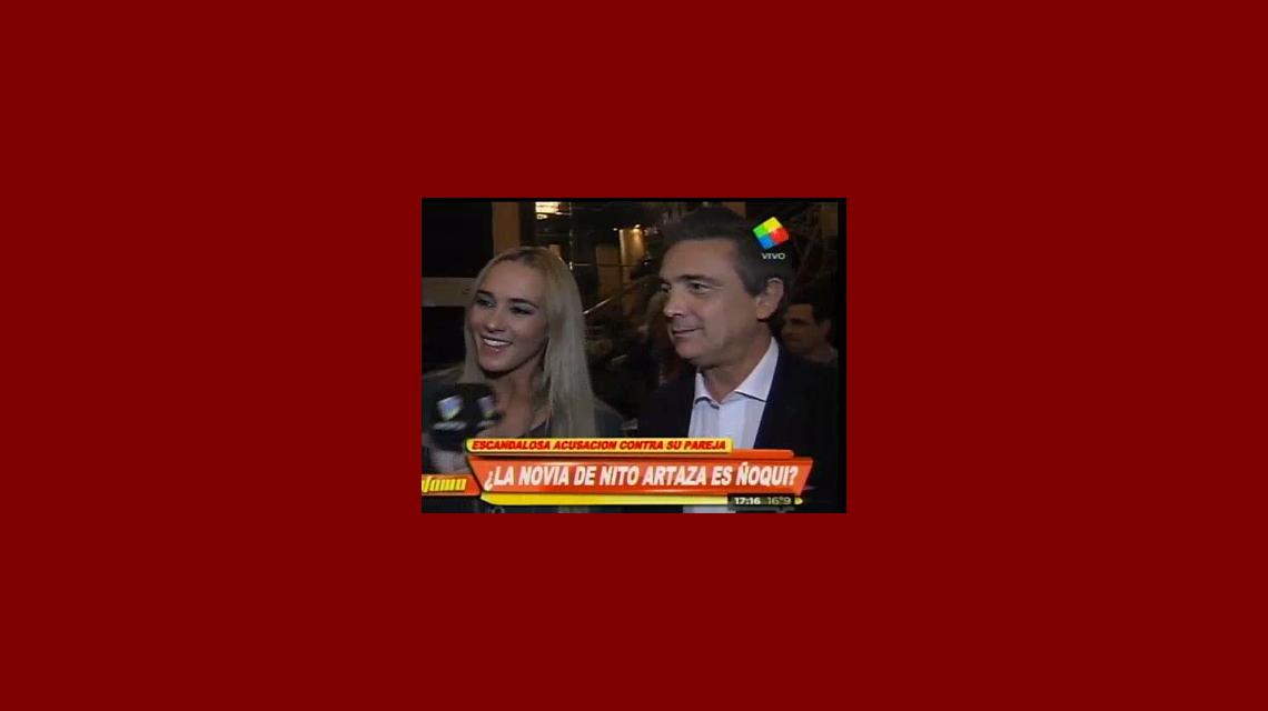 Polémica con Silvina Scheffler, la novia de Nito Artaza: ¿es ñoqui en el Senado?