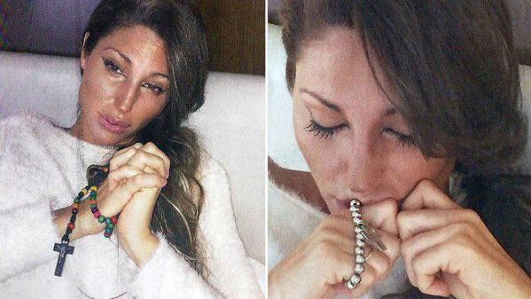 Vicky Xipolitakis: Estoy sola, incomunicada y triste; mis papás están hechos m...