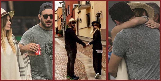 Isabel Macedo celebró nueve meses de amor con Martín Tassara en México: paseo, mimos y abrazos