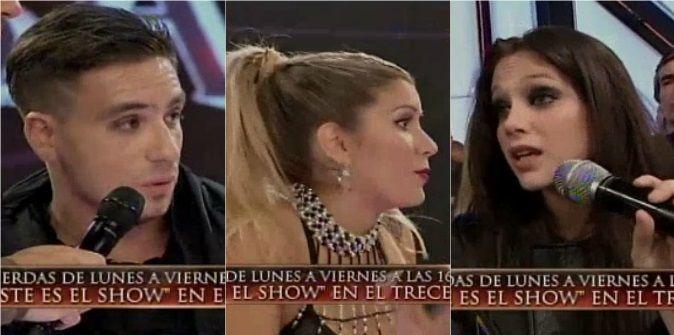 Fede Bal bailó reggaetón y a Barbie Vélez le agarró un ataque de celos en vivo: hasta se metió Laurita Fernández