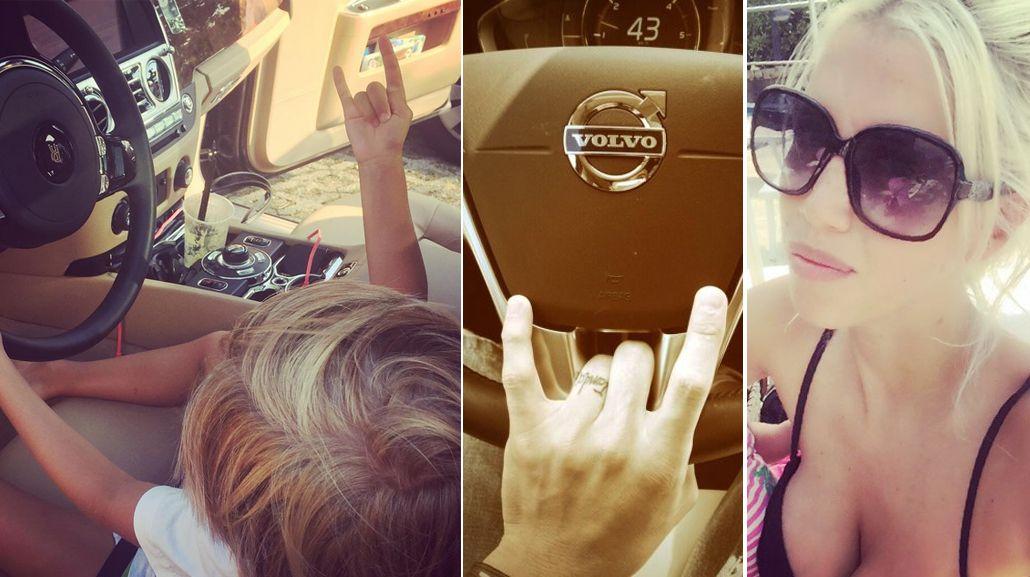 La obsesión de Wanda Nara con los cuernos: después de usar a Icardi, la foto de uno de sus hijos