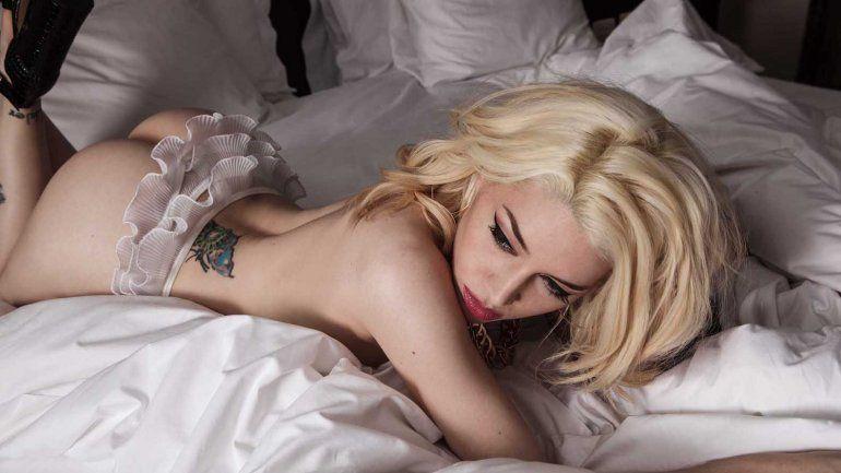 Militta Bora posó desnuda para Playboy: Mirá la producción fotográfica