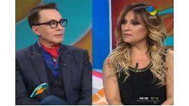El pase de facturas en vivo de Marcelo Polino y Marcela Tauro
