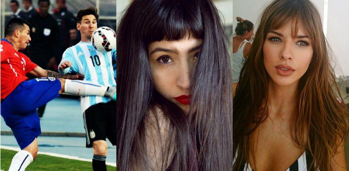 La furia de los famosos por la patada de Gary Medel a Lionel Messi