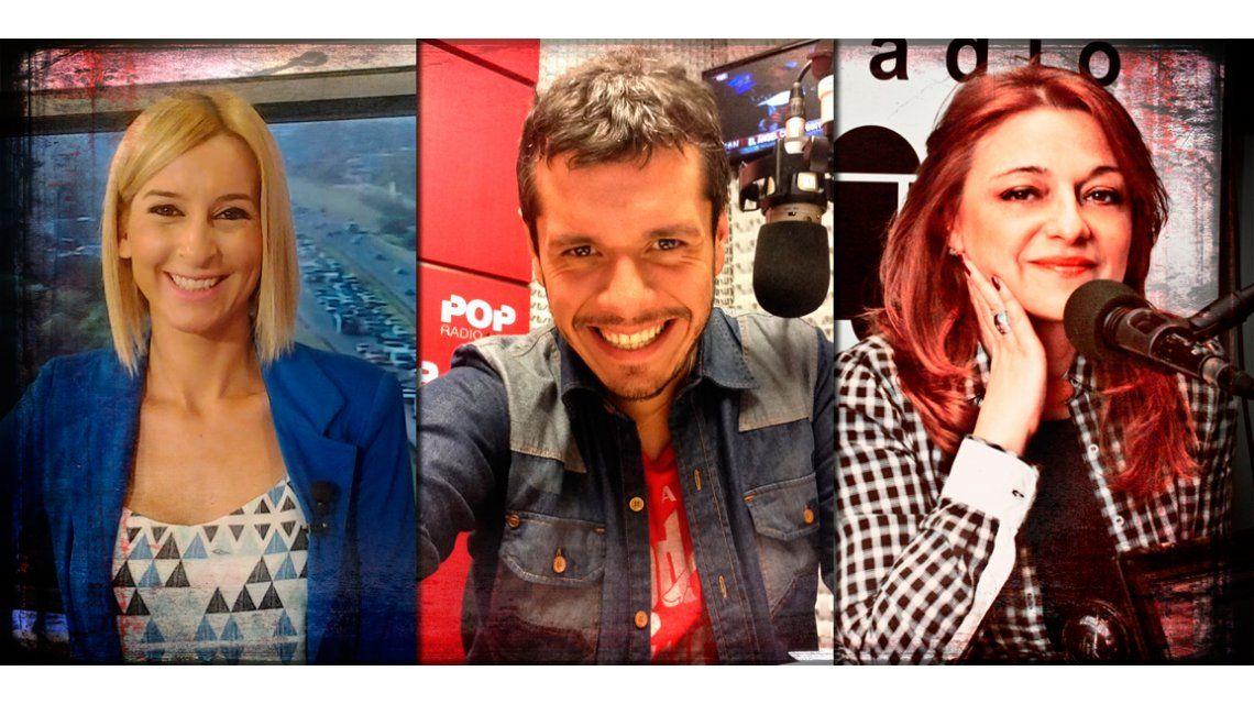 #FelizDiaDelLocutor: los saludos de los famosos en las redes