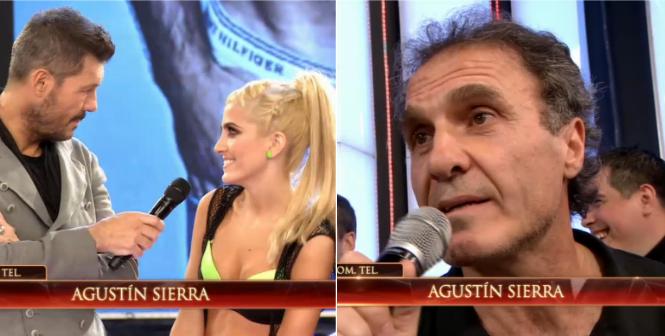 Oscar Ruggeri, celoso: áspera reacción cuando le presentaron al supuesto novio de Candela