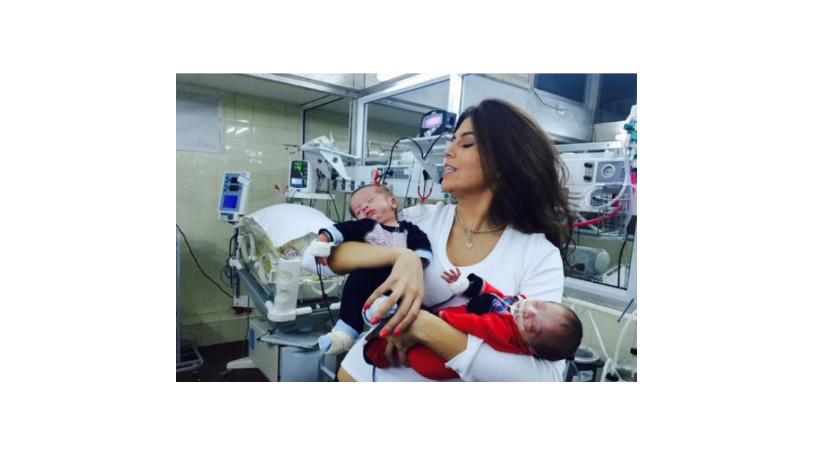 El día que Jorge Rial terminó de confirmar la separación, Loly Antoniale subió fotos con bebés