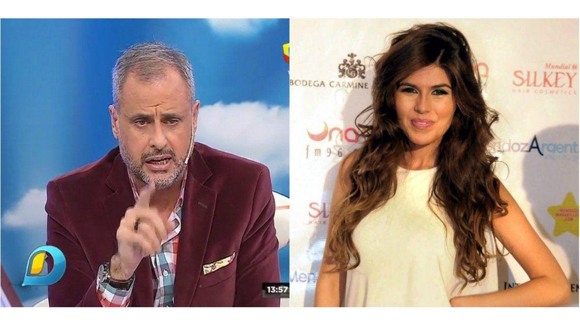 Jorge Rial defendió a Loly Antoniale: Ella solo les dio amor a mis hijos