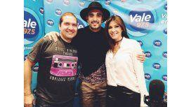 Abel Pintos presentó nuevo single: Celebra que más allá de todo, seguiremos unidos