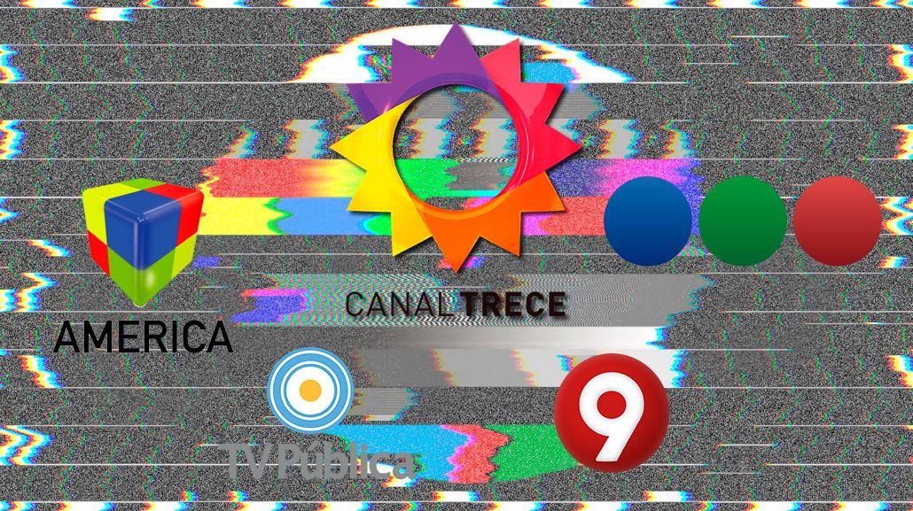 El Trece ganó agosto y América conservó el tercer puesto sobre Canal 9