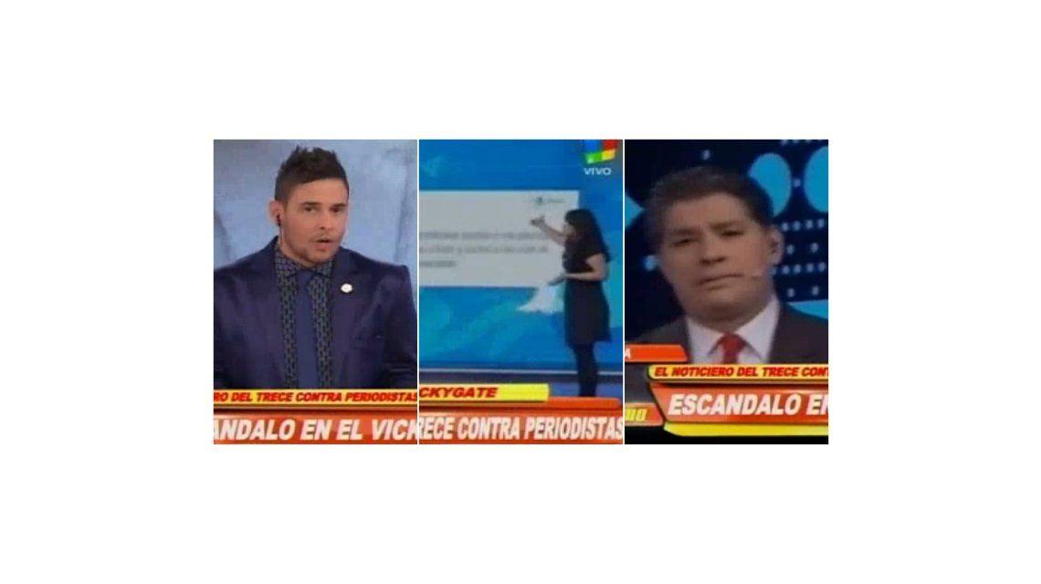 Rodrigo Lussich le respondió a Telenoche: Ellos no pagan un video, pero paga con la mitad de la audiencia que tenía hace diez años