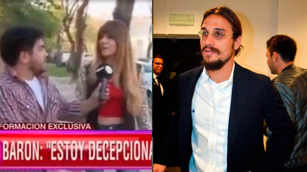 Jimena Barón pidió que le embarguen el salario de Daniel Osvaldo: denuncias y mentiras