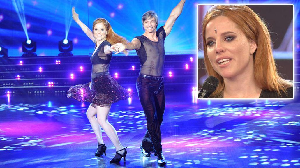 Malas noticias para Agustina Kampfer: se lesionó el pie y no podrá seguir en el Bailando