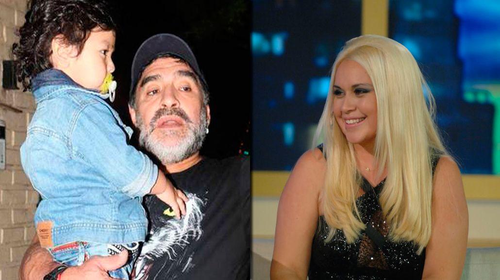 Verónica Ojeda cuenta en qué se parece Dieguito Fernando a Diego Maradona: Desde los gestos hasta...