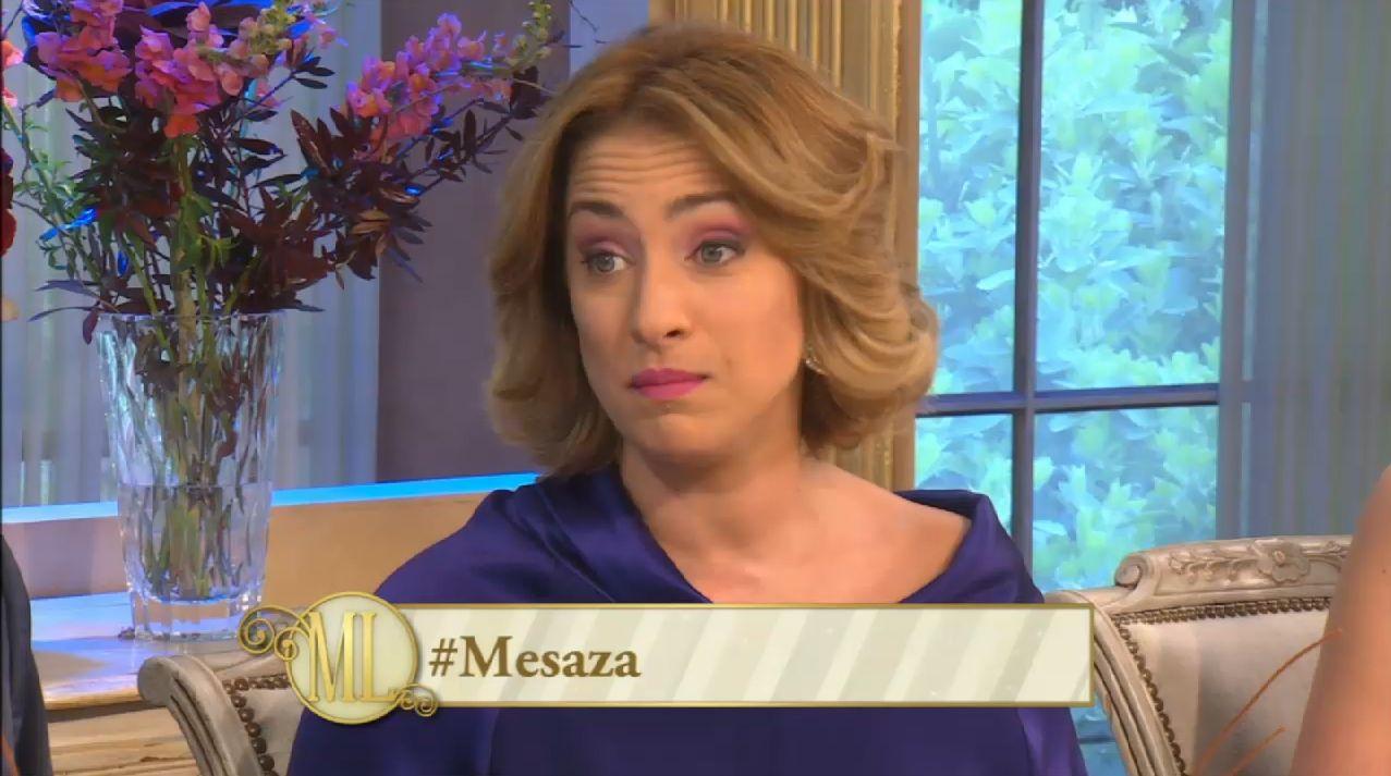 María Julia Oliván habló de su salida de Intratables: Me pone muy triste