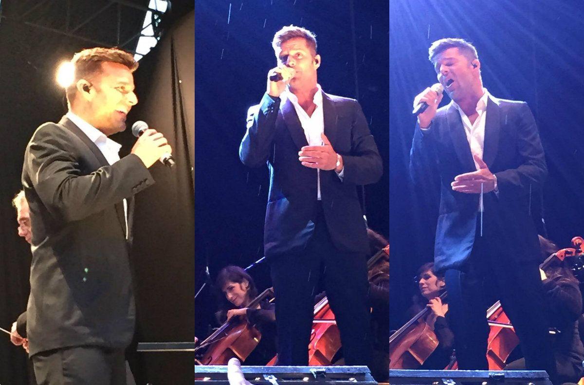 El conmovedor mensaje de Ricky Martin contra la violencia de género