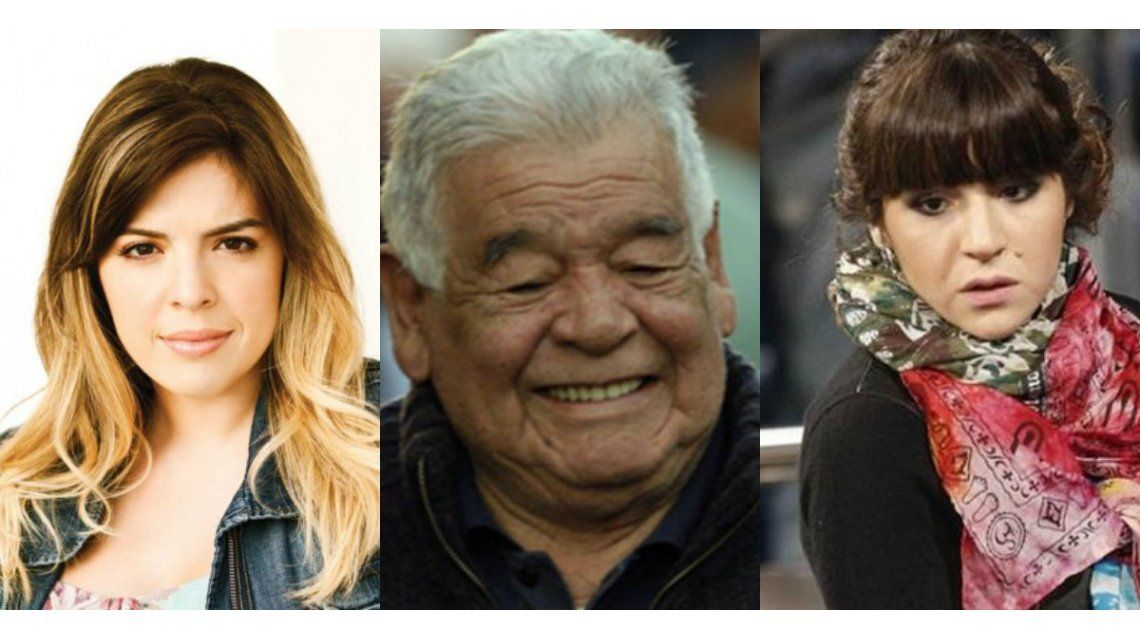 Los emotivos mensajes de Gianinna y Dalma Maradona para despedir a Don Diego
