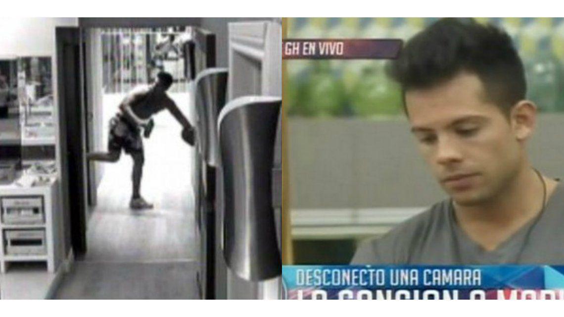 Los videos de las agresivas peleas en Gran Hermano que comprometen a los participantes