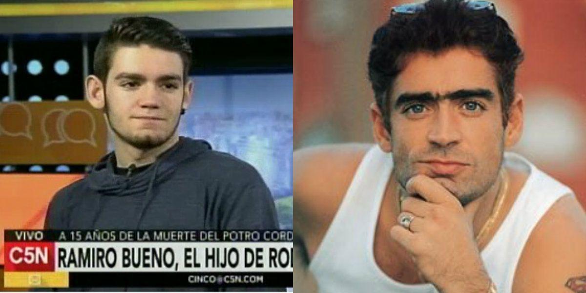 Ramiro Bueno recordó a Rodrigo: Escucho poco sus canciones porque me hace mal su ausencia