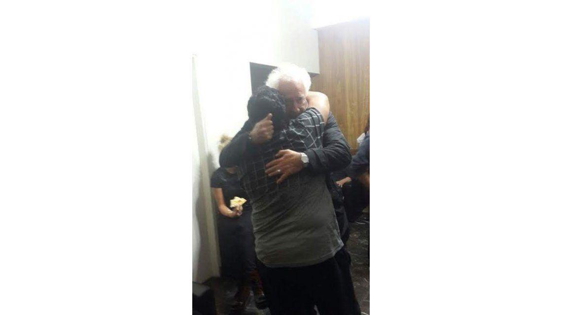 El reencuentro de Guillermo Coppola con Maradona y el adiós a Don Diego