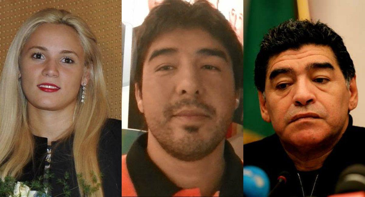Echaron al Chino Maradona de la casa velatoria en el último adiós a Don Diego