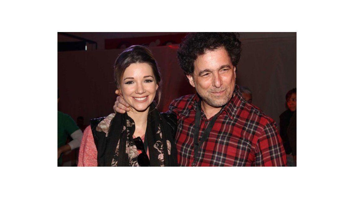 Exclusivo: Andrés Calamaro y Micaela Breque, separados