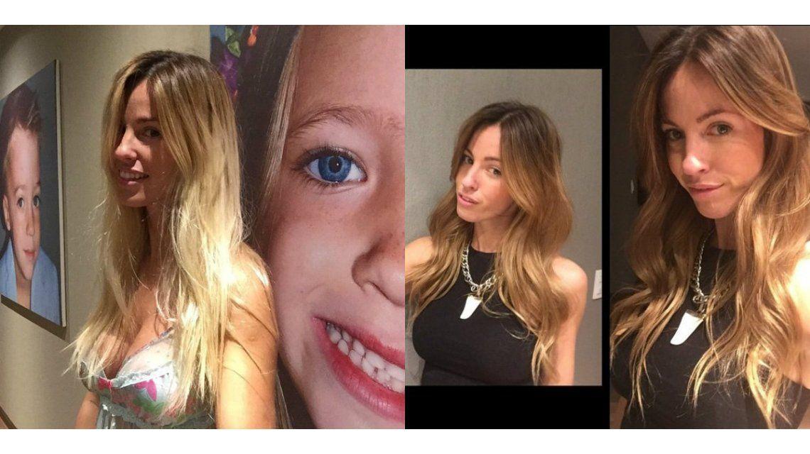 El cambio de look de Rocío Guirao Díaz