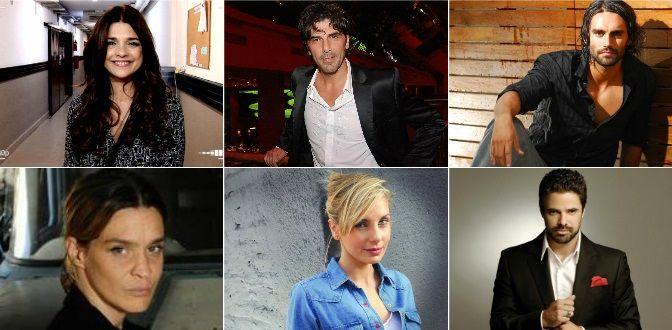 Este es el elenco del nuevo culebrón de la tele