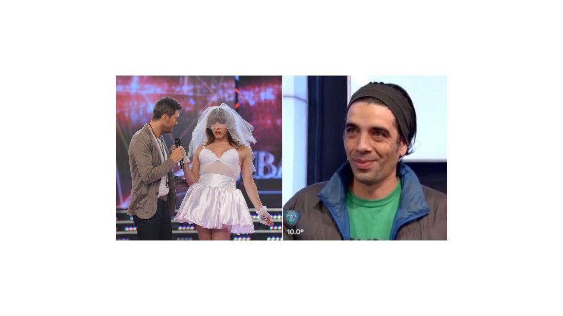 Lizy Tagliani deslumbró al jurado bailando Street pop y presentó a Lucas, su novio