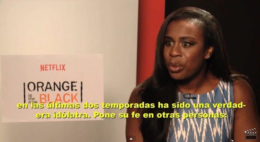 RatingCero.com, a solas con el elenco de Orange is the new black