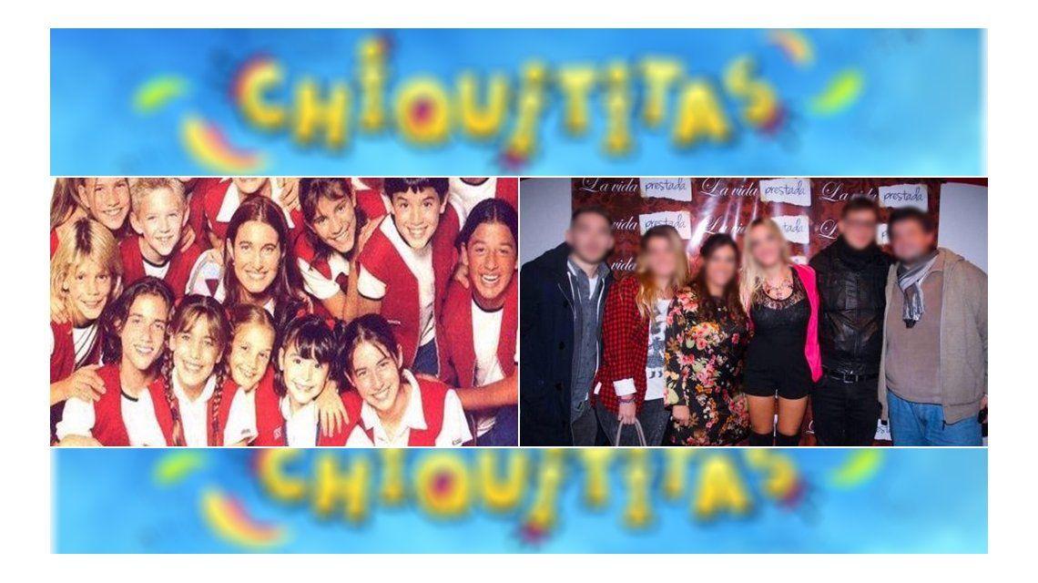Los ex Chiquititas volvieron a juntarse después de 20 años: mirá cómo están hoy