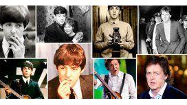 Paul McCartney cumple 73 años: su trayectoria en canciones