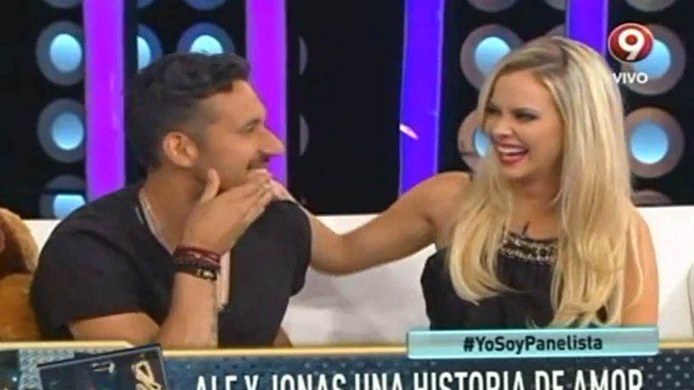 La insólita respuesta de Jonás Gutiérrez sobre la posibilidad de ser padre con Alejandra Maglietti: Uno lo perdí y el otro lo tengo congelado así que...