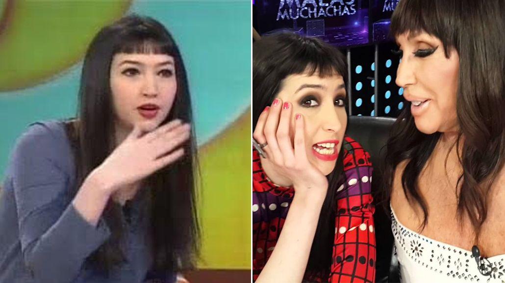 Sofía Gala: Cuando mi mamá hablaba en los medios, yo me metía abajo de la cama y me drogaba más