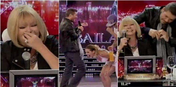 Desopilante perlita de Soledad Silveyra que hizo estallar de risas a Tinelli: mirá la reacción del conductor