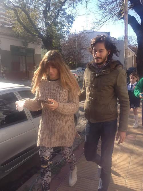 El misterioso acompañante de Jimena Barón: ¿sigue sola o es Osvaldo en versión mujer?
