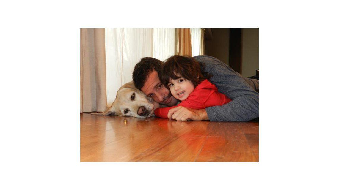 El difícil momento de José María Listorti por la muerte de su perro