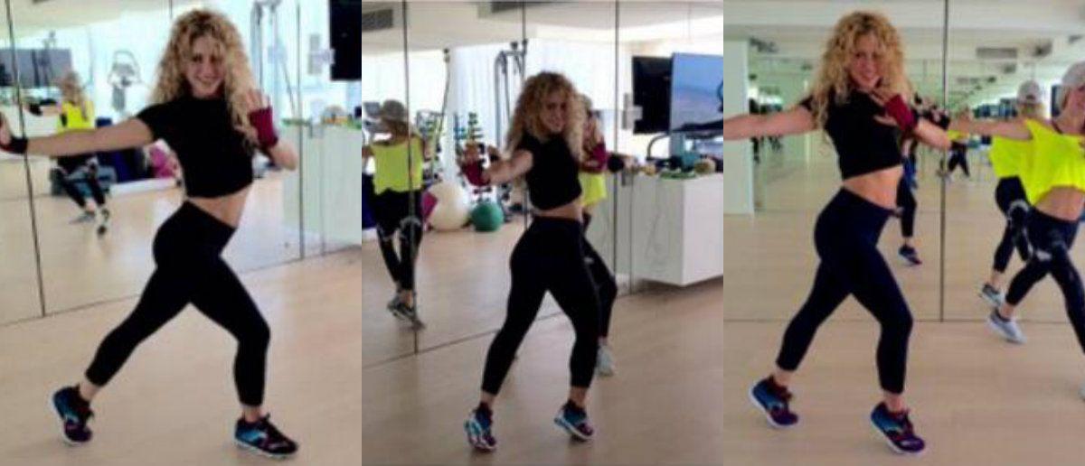 La exigente rutina de Shakira, a cinco meses de ser mamá por segunda vez