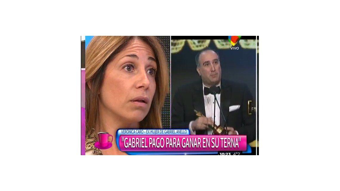 Fuerte denuncia: Gabriel Anello habría comprado la terna y el premio Martín Fierro