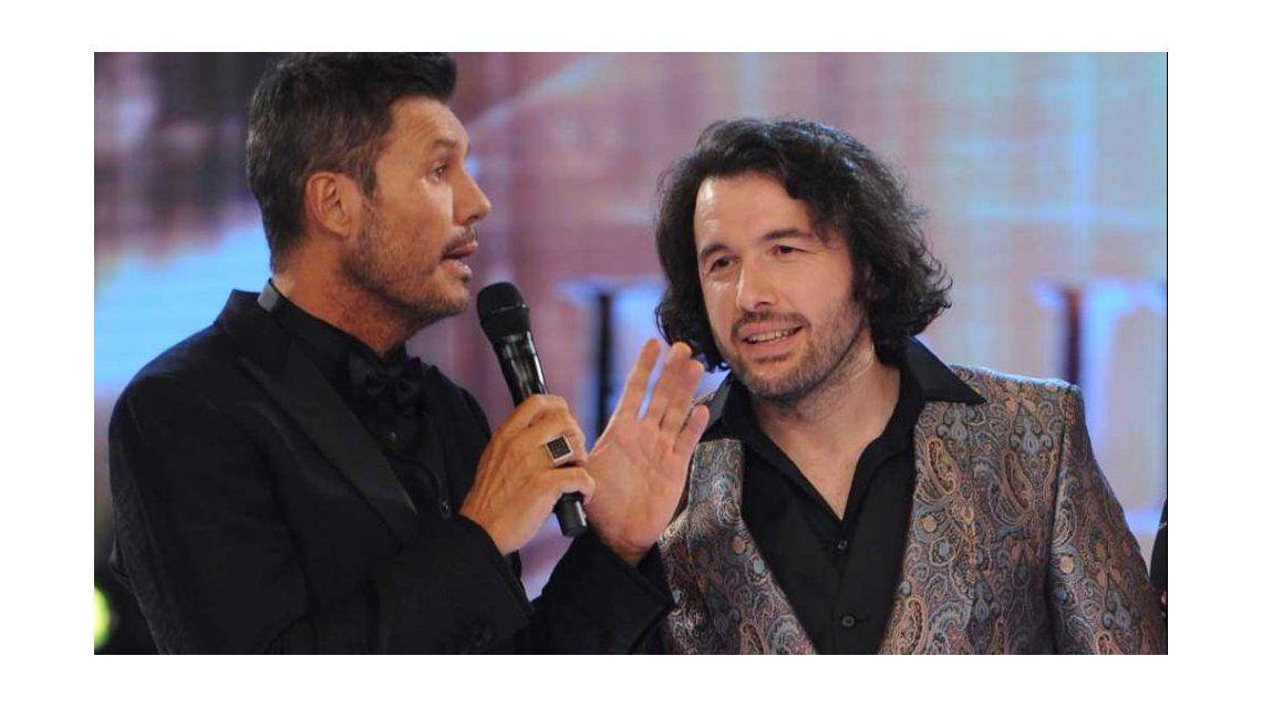 Ergun Demir y su relación con Marcelo Tinelli: Me gusta mucho esa forma espontánea de encontrarnos en el vivo