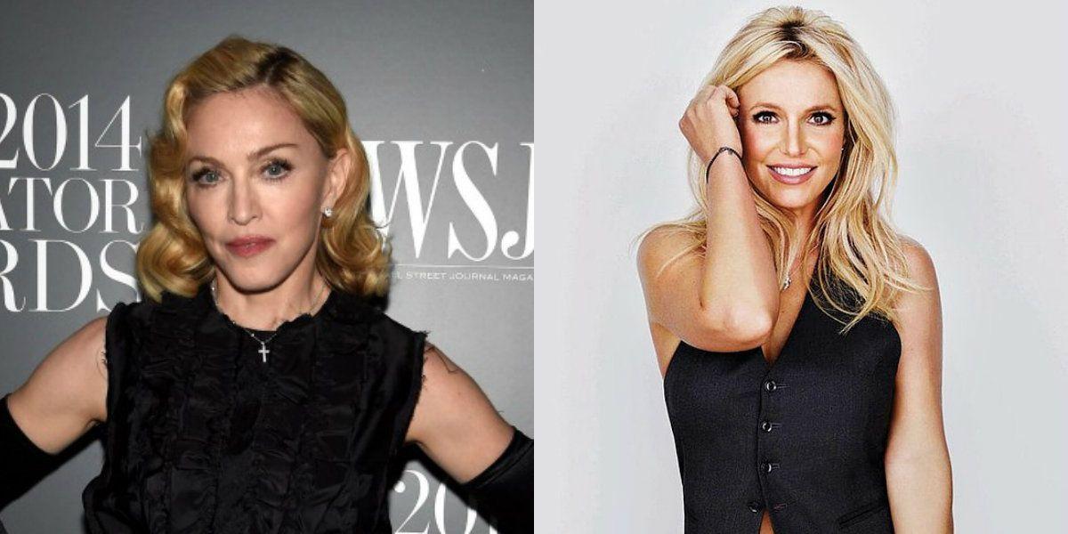 ¿Madonna se copió de Britney Spears? El adelanto de su nuevo videoclip