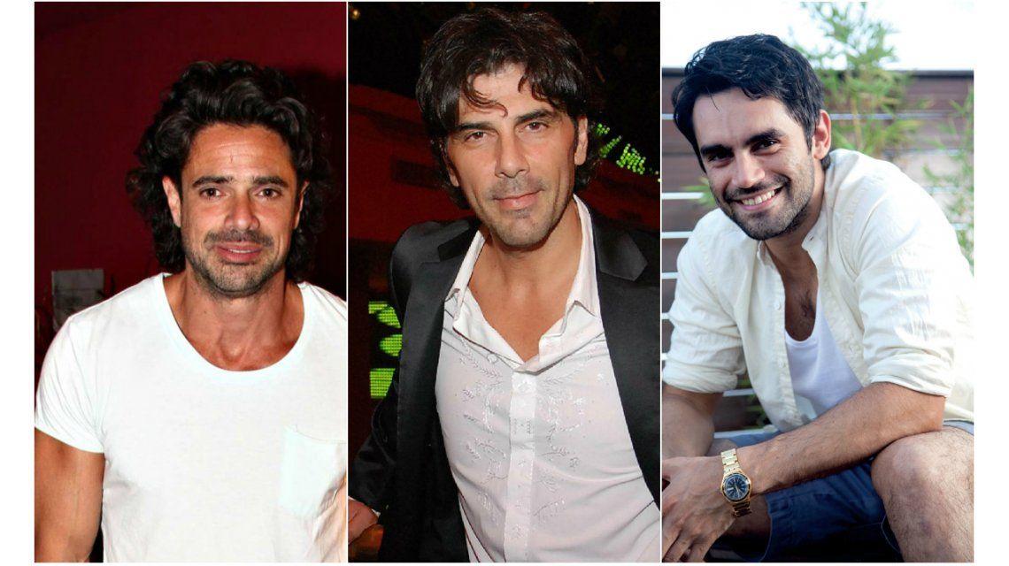 Juan Darthés, Luciano Castro y Gonzalo Heredia protagonizarán Los ricos no piden permiso
