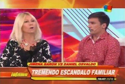 El feroz cruce de Martín Amestoy con Ana Rosenfeld: Tiene razón Maxi López, sos una mentirosa
