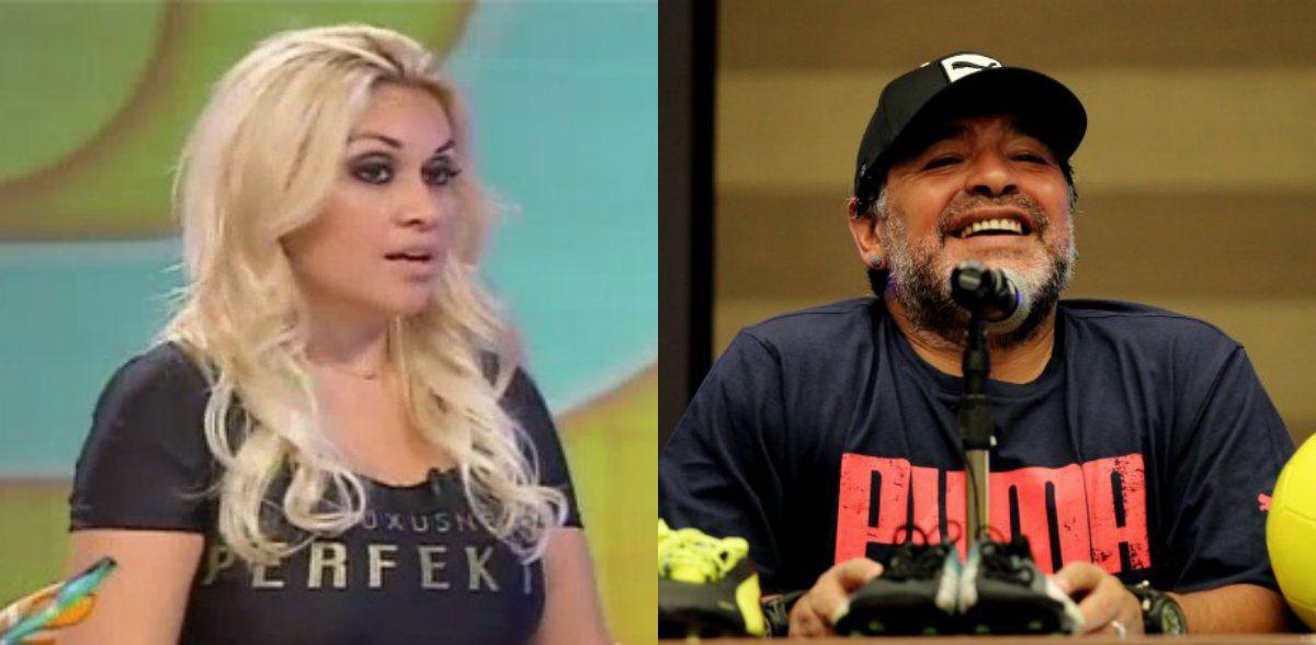Verónica Ojeda: Diego Maradona no quiere que esté en ningún medio