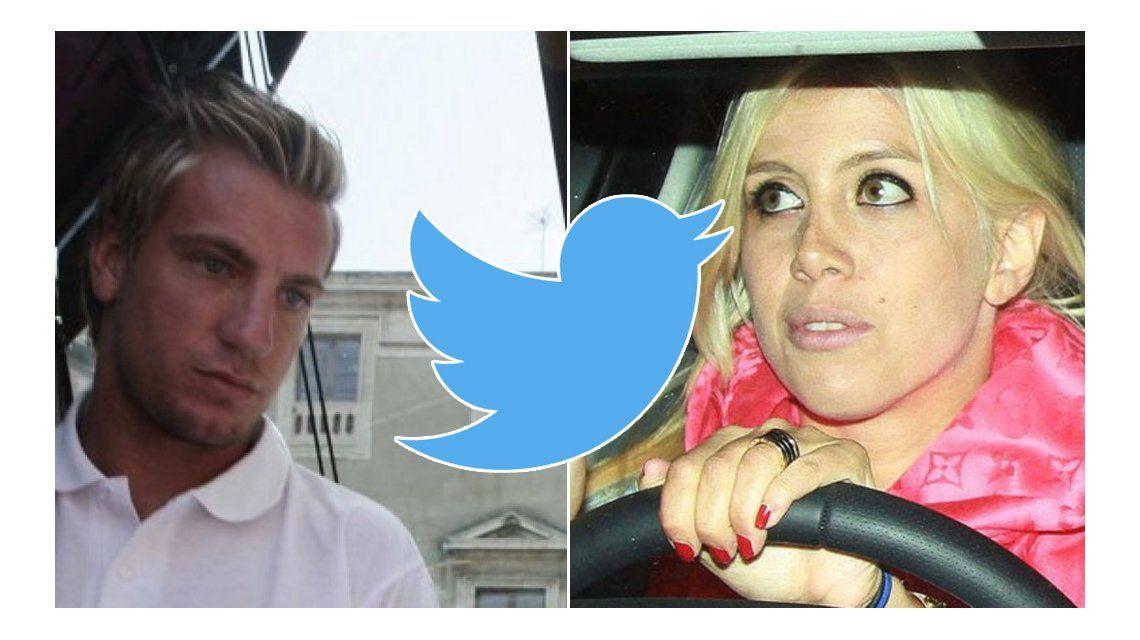 El fuerte descargo de Wanda Nara contra Maxi López en Twitter: Tus hijos no están con vos porque...