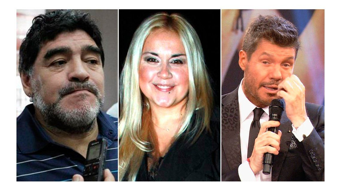 Luego de la pelea de Diego Maradona y Marcelo Tinelli, ¿Verónica Ojeda, afuera del Bailando?
